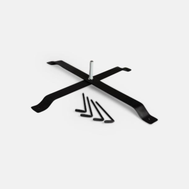 Kryssfot 3,5 kg Beachflaggor med eget reklamtryck