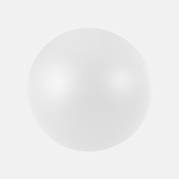 Vit Trycka stressbollar - Stressbollar med tryck