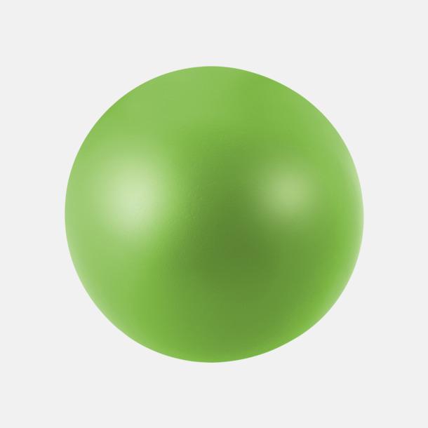 Limegrön Trycka stressbollar - Stressbollar med tryck