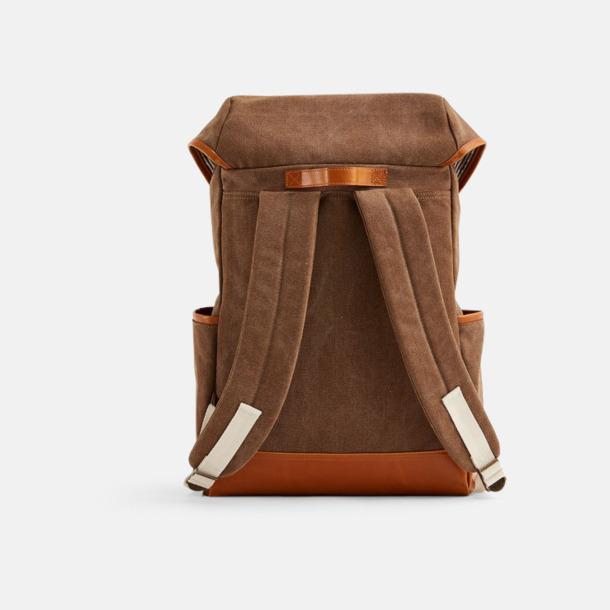 Clifton canvas ryggsäck från Vinga med egen logga