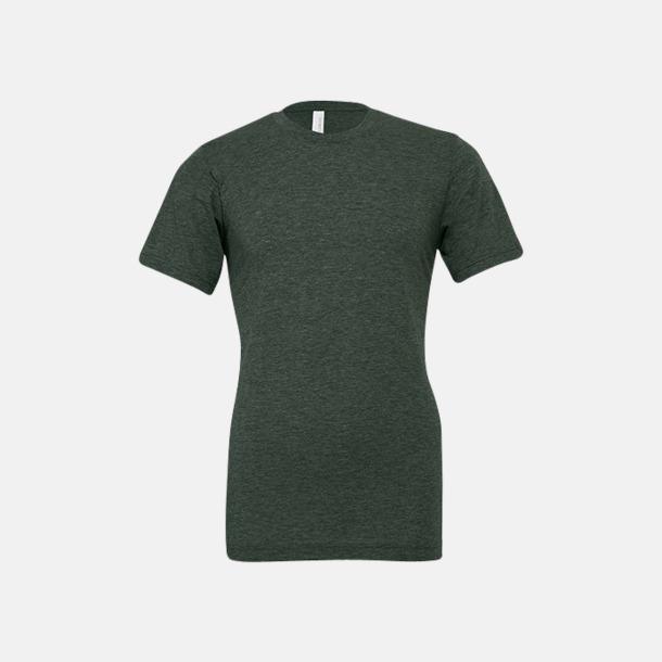 Heather Forest T-shirts för herr och dam - med reklamtryck