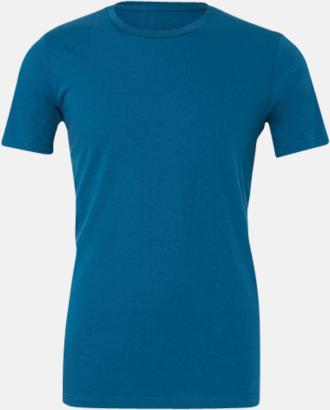 Deep Teal T-shirts för herr och dam - med reklamtryck