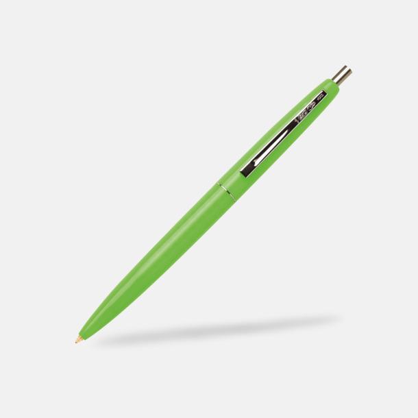 Apple Green Ekologiska bläckpennor från Bic med reklamtryck