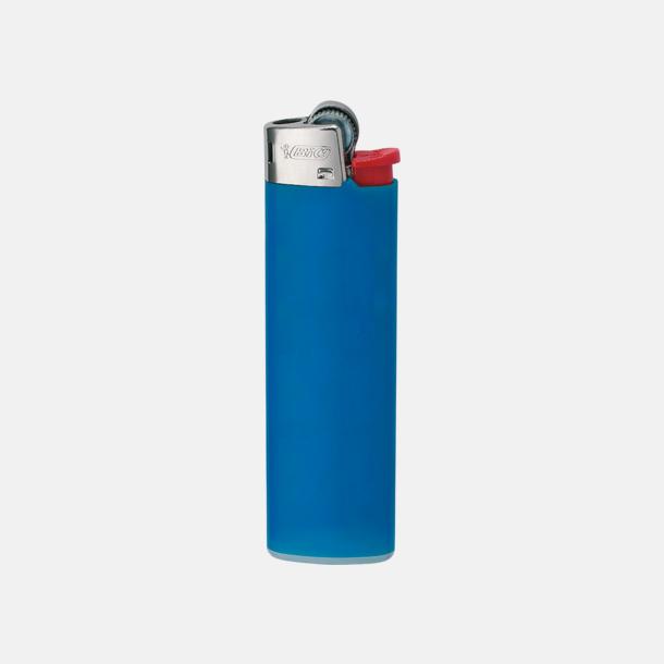 Blå Tändare från BIC med reklamtryck