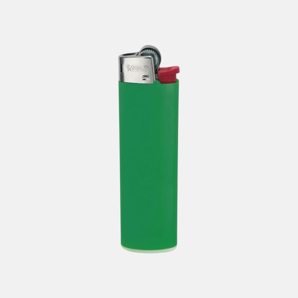 Grön Tändare från BIC med reklamtryck