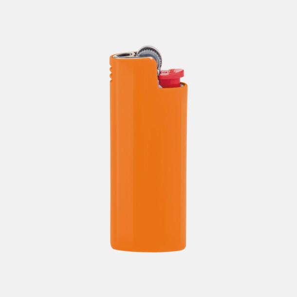 Acid Orange Fina fodral för tändare från BIC med reklamtryck