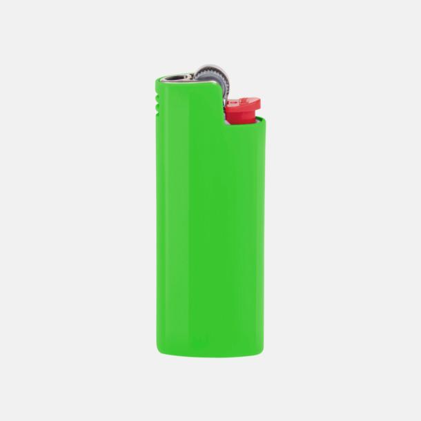 Apple Green Fina fodral för tändare från BIC med reklamtryck