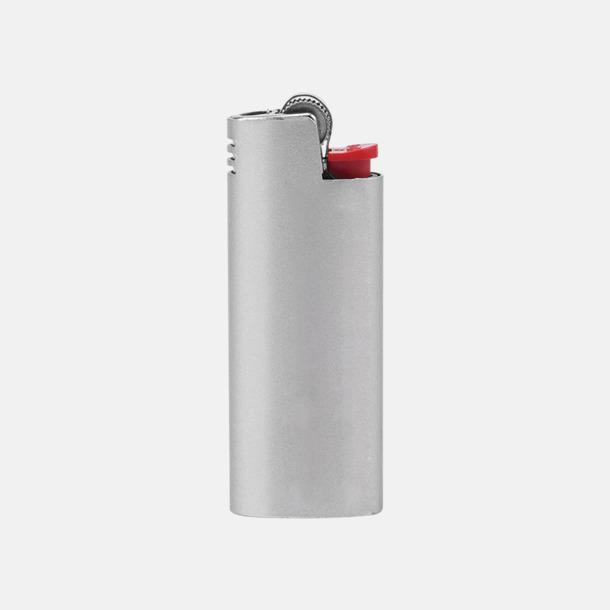 Silver Fina fodral för tändare från BIC med reklamtryck