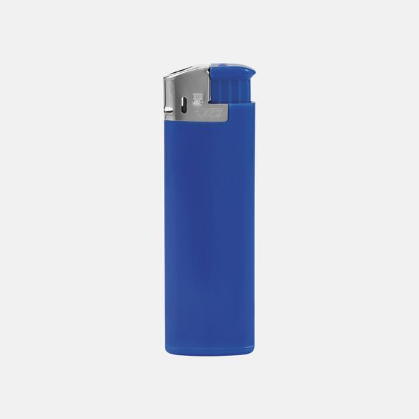 Mörkblå BICs elektroniska tändare med reklamtryck