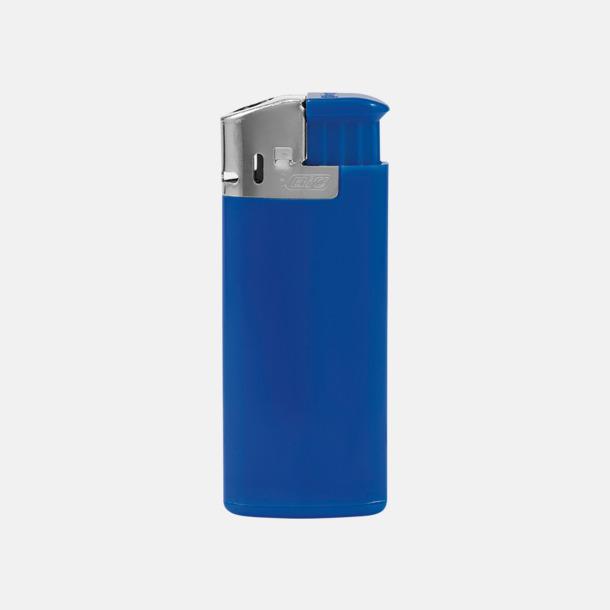 Mörkblå Minitändare från BIC med reklamtryck