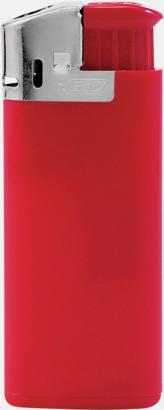Röd Minitändare från BIC med reklamtryck