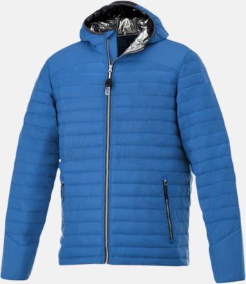 Blå (herr) Kvalitetsjackor för herr & dam - med reklamtryck