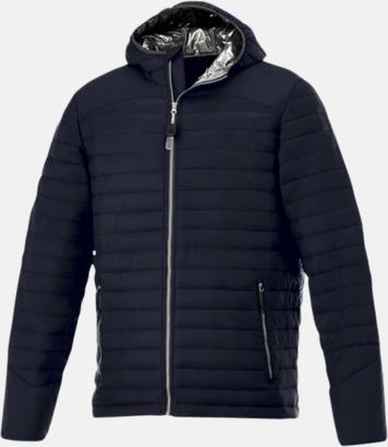 Marinblå (herr) Kvalitetsjackor för herr & dam - med reklamtryck