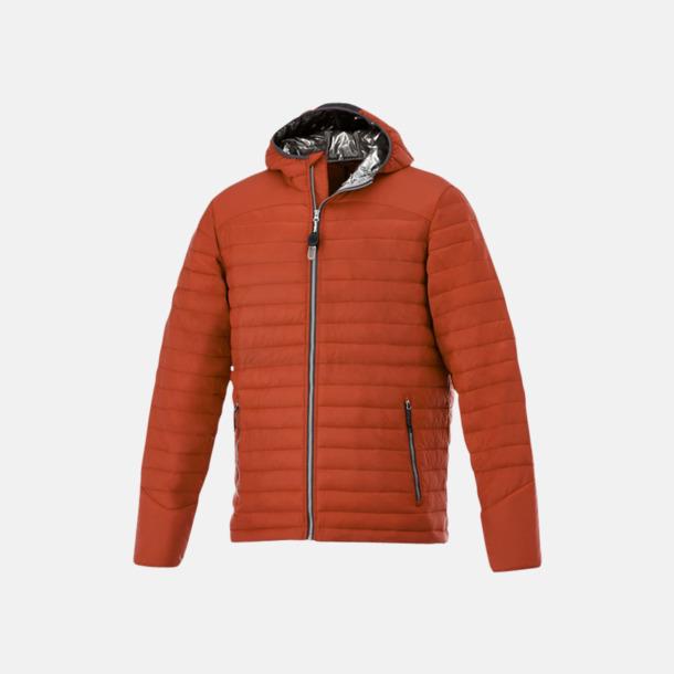 Orange (herr) Kvalitetsjackor för herr & dam - med reklamtryck