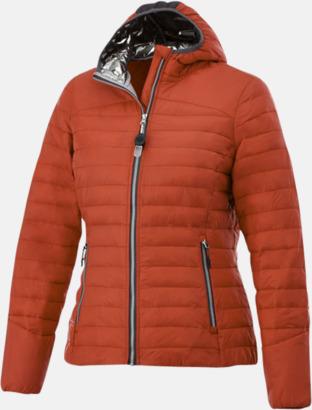 Orange (dam) Kvalitetsjackor för herr & dam - med reklamtryck