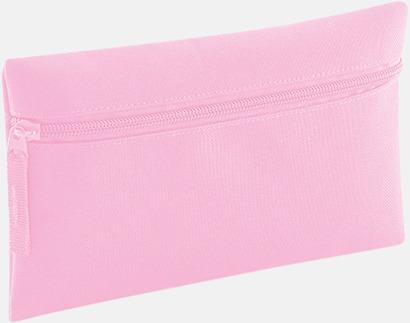 Classic Pink Pennskrin med namnlapp - med reklamtryck