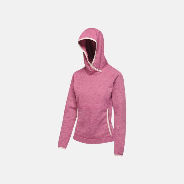 Vivid Viola Träningströjor i fleece med reklamtryck