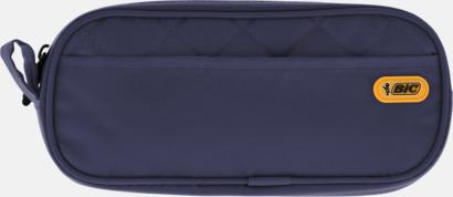Mörkblå Skrin från Bic med reklamtryck