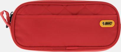 Röd Skrin från Bic med reklamtryck