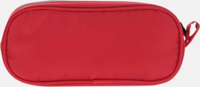Baksida (röd) Skrin från Bic med reklamtryck
