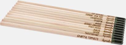 Planterbara pennor från BIC med reklamtryck