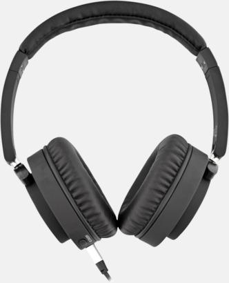 Brusreducerande hörlurar med reklamtryck