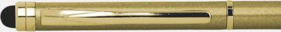 Styluspennor i metall från Bic med reklamtryck