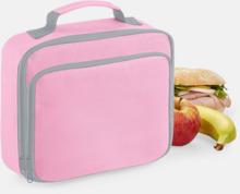 Liten lunchkylväska med reklamtryck