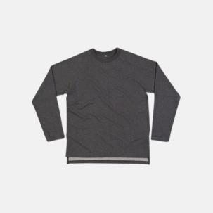 Ekobomull unisex tröjor med reklamtryck