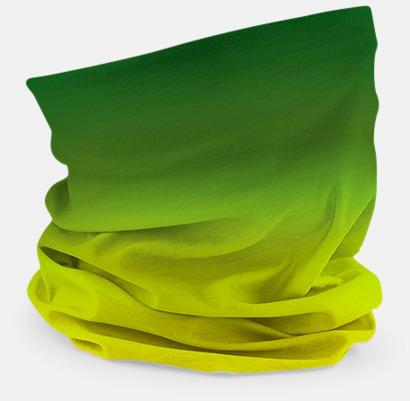 Tropical Greens Färgskiftande halskragar med reklamtryck