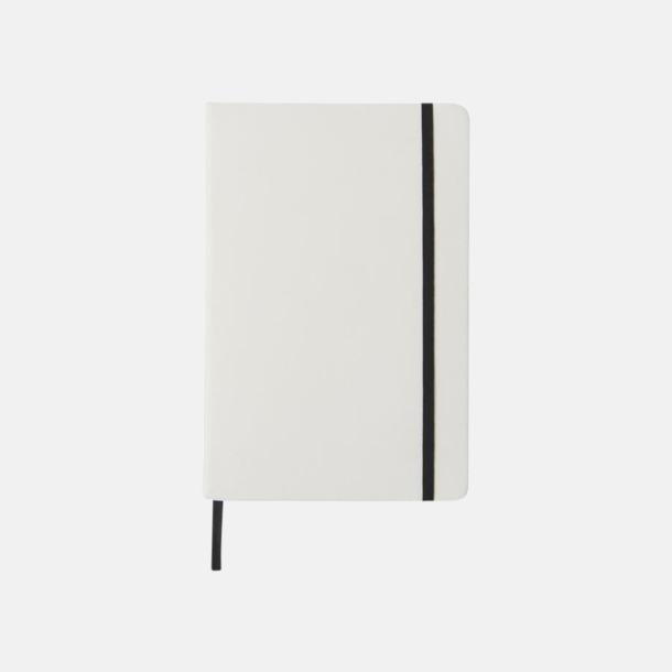 Framsida A5-böcker med kontrasterande färger med reklamtryck