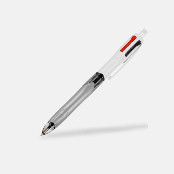 Flerfärgsbläckpenna med blyertsstift med reklamtryck