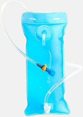 Camel-back flaska (se tillval) Cykelryggsäckar med reklamtryck