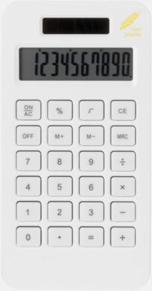 Räknare i majsplast med reklamtryck