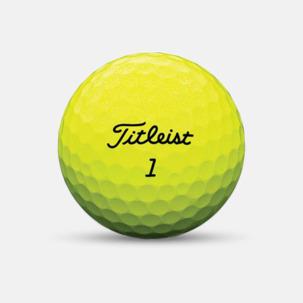 Titleist golfbollar med reklamtryck