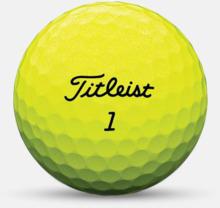 2018 nya Titleist golfbollar med reklamtryck