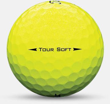 Gul (sida 2) 2018 nya Titleist golfbollar med reklamtryck