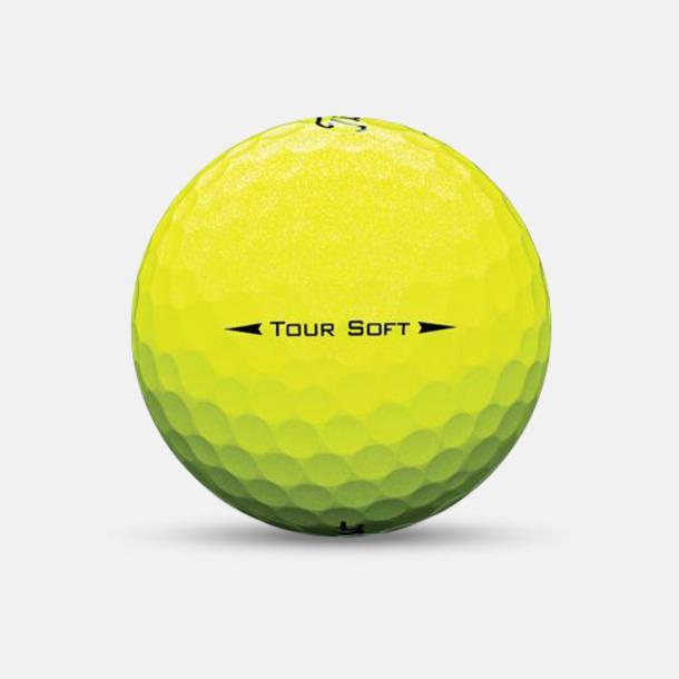 Gul (sida 2) Titleist golfbollar med reklamtryck