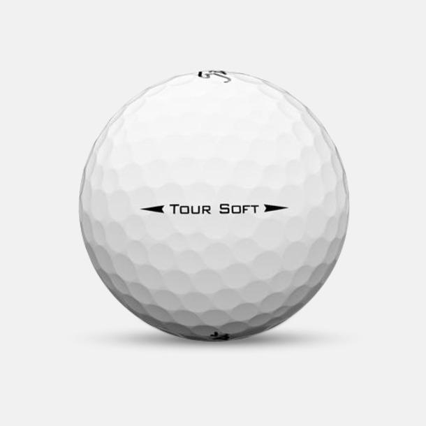 Vit (sida 2) Titleist golfbollar med reklamtryck