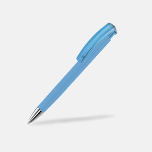 Trekantiga mjuka pennor med reklamtryck