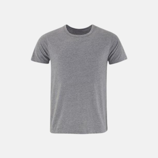 Charcoal (herr) Sov t-shirts med reklamtryck