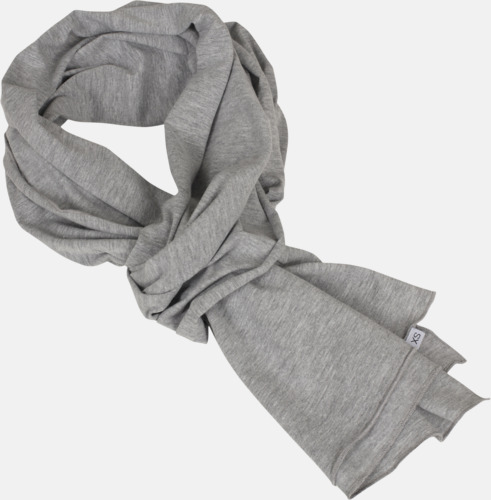 Heather Grey Lightweight halsdukar med eget tryck