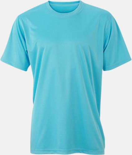 Pacific Funktions t-shirts i många färger - med reklamtryck