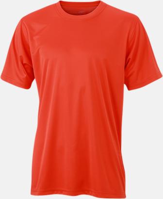 Grenadine Funktions t-shirts i många färger - med reklamtryck