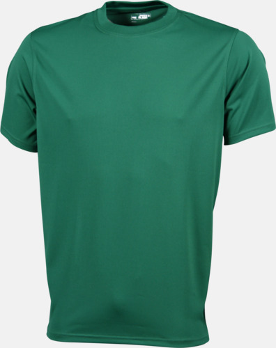 Grön Funktions t-shirts i många färger - med reklamtryck