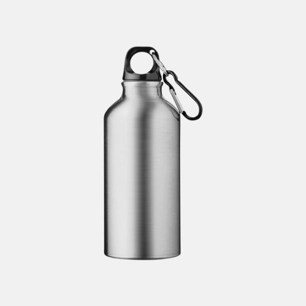 Silver Billig vattenflaska aluminium med egen logo