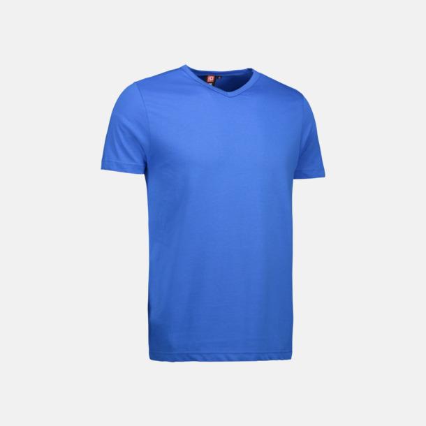 Azure Herr t-shirts med reklamtryck