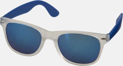 Royal Solglasögon med spegellinser - med reklamtryck