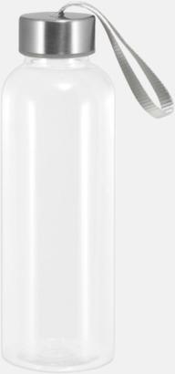 Silver Tritanflaskor med färgaccent med reklamtryck