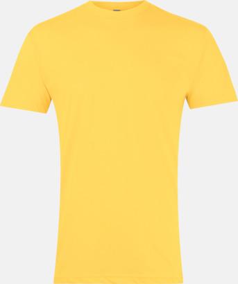 Sunshine Polycotton t-shirts med reklamtryck